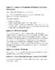Grade 4/5 Properties of Matter/Light and Sound Unit