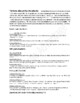 Levels 4-9 Reading Assessment #2