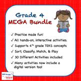 Grade 4 Activity MEGA Bundle
