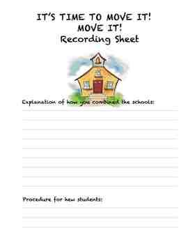 Math: Grade 4 Addition & Subtraction CEPA - Real World Problem Solving
