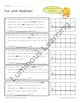 Grade 4 Addition Workbook: Making Math Visual