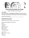 Grade 4 Ancient Civilizations Summative Task