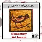 Grade 4 Ancient Mosaics Lesson
