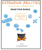 Grade 4 Bundle - For Students with Autism - Expanding Abilities Series