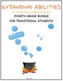 Grade 4 Bundle - For Traditional Students