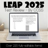LEAP 2025 TEST PREP GRADE 4 By CCSS