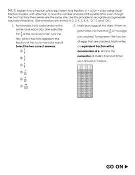 LEAP 2025 TEST PREP GRADE 4 By CCSS