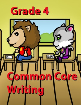 Grade 4 Common Core Language and Writing Practice #8