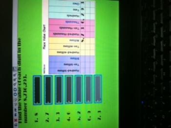 Grade 4 Common Core Math: Understanding Place Value Mimeo Activeboard Activity