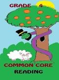 Grade 4 Common Core Reading: Excerpt from The Secret Garden