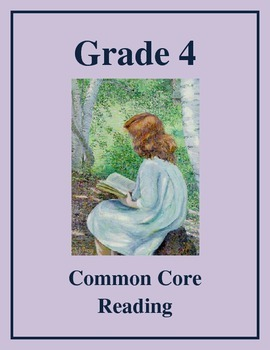 Grade 4 Common Core Reading Value Bundle #2