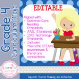Grade 4 Curriculum Map