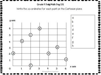 Grade 4 Daily Math Bundle
