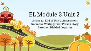 Grade 4 EL Module 3 Unit 2 Lesson 12
