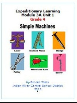 Grade 4 ELA Expeditionary Learning Module 3A Unit 1: Simple Machines