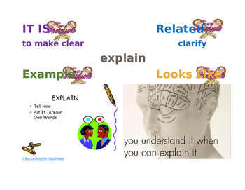 Grade 4 ELA MOD 1A UNIT 2 LESSON 10 VOCABULARY in FRAYER M