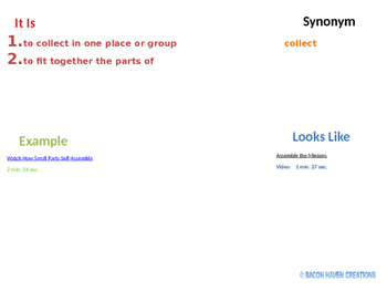 Grade 4 ELA MOD 1A UNIT 3 LESSON 5 Power Point vocabulary presentation