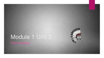 Grade 4 ELA Module 1 Unit 2 Powerpoint