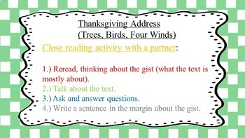 Grade 4 ELA Module 1A Unit 1 Lessons guide in PowerPoint!