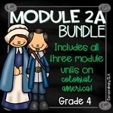Grade 4 ELA Module 2A 3 Unit Colonial America Student Work