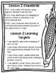 Grade 4 ELA Module 2A Student Workbook (Unit 1- Life in Co