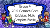 Grade 4 EnVisions Math Common Core Topic 1-16 Inspired Power Point Lesson BUNDLE