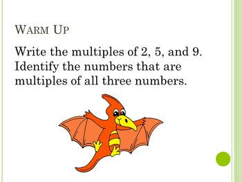 Grade 4 EnVisions Math Power Point Lesson 1-4
