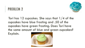 Grade 4 EnVisions Math Topic 13 Common Core Version Inspired Power Point Lessons