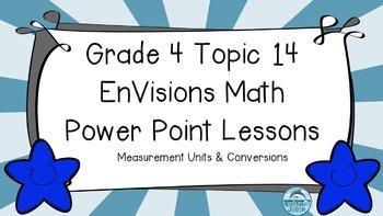 Grade 4 EnVisions Math Topic 14 Common Core Aligned Power