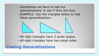 Grade 4 EnVisions Math Topic 16 Power Point Lessons