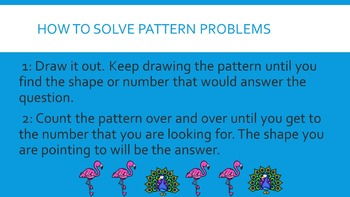Grade 4 EnVisions Math Topic 2 Patterns Common Core Aligned Power Point Lessons