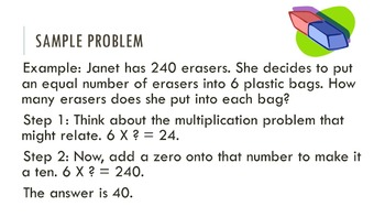 Grade 4 EnVisions Math Topic 9 Power Point Lessons