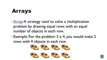 Grade 4 EnVisions Math Topics 6 7 and 8 Power Point Bundle