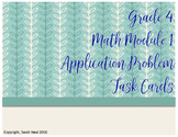 Grade 4 EngageNY Math Module 1 Application Problem Task Ca