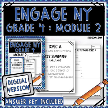 Grade 4 EngageNY Math Module 2 Topic Assessments