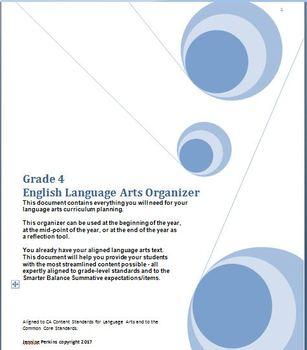 Grade 4 English Language Arts, CA Content Standards (CCS), Midyear Evaluation