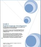 Grade 4 English Language Arts, CA Content Standards (CCS),