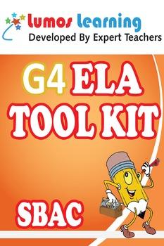 Grade 4 English Language Arts (ELA) Tool Kit for Educators, SBAC Edition
