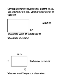 Grade 4 Envisions Math Topic 15 Review/ Problem Solving