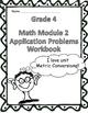 Grade 4  Math Module 2 Application Problems Workbook!