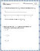 Grade 4 Math Module 5 End- Module Review with Answer Key!!