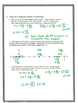Grade 4 Math Module 6 End of Mod Review and Answer Key!