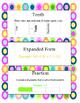 Grade 4 Math Module 6 Vocabulary Cards