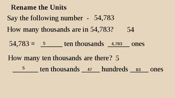 Grade 4 Eureka Math fluency power point Module 1 Lesson 6