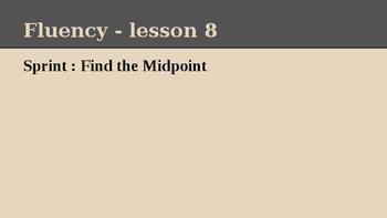 Grade 4 Eureka Math fluency power point Module 1 Lesson 8