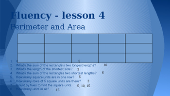 Grade 4 Eureka Math fluency power point Module 2 Lesson 4