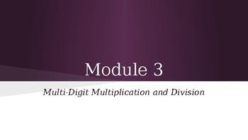 Grade 4 Eureka Math fluency power point Module 3 Lesson 1