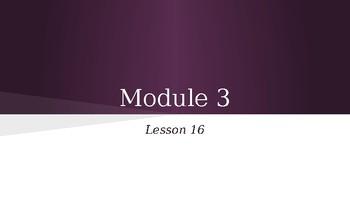 Grade 4 Eureka Math fluency power point Module 3 Lesson 16
