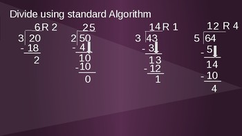 Grade 4 Eureka Math fluency power point Module 3 Lesson 18