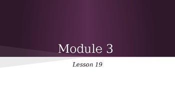 Grade 4 Eureka Math fluency power point Module 3 Lesson 19